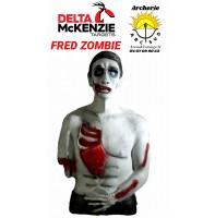 Delta mckenzie bêtes 3d fred zombie