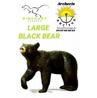 Rinehart bête 3D large black bear