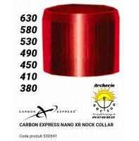 Carbon express nock collar nano xr (par 12) 53d691