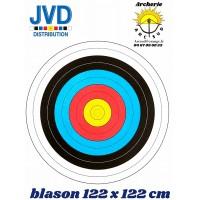 jvd blasons 122 cm