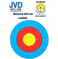 jvd blason 80 cm réduit (du 5 au 10)