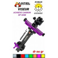 Axcel viseur achieve carbon xp uhm