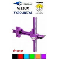 Avalon viseur tyro metal