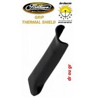 Mathews grip thermal shield