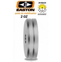 Easton poids de stabilisation disque 2 oz