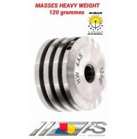 Arc système masse heavy weight 120 grammes ref c1.1012
