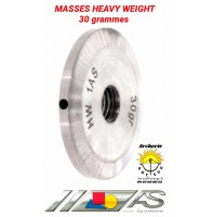 Arc système masse heavy weight 30 grammes