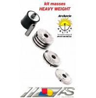 Arc système kit masse heavy weight ref c1.1004