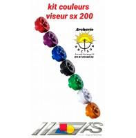 Arc système kit couleur sx 200 ref sx048