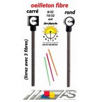 Arc système oeilleton fibre optique ref c1.430