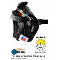 Tru ball bracelet decocheur buckle Strap lg 53L400