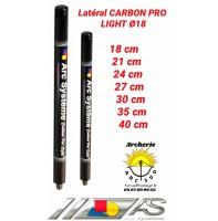 Arc système lateral carbone pro light ref c1.643