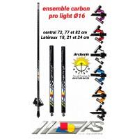 Arc système stab ensemble carbon pro light ref c1.640