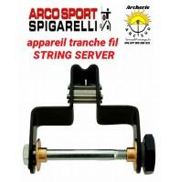 Spigarelli devidoir tranche fil string server