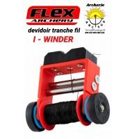 Flex archery devidoir tranche fil i winder