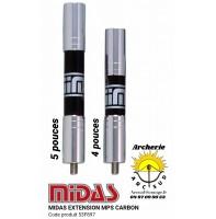 Midas extension vbar mps carbon 53f897