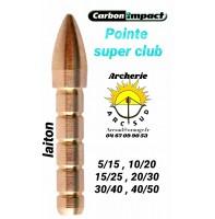 Carbon impact pointe super club