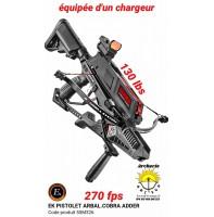 Ek archery pistolet arbalète cobra adder 55m326