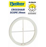 Beiter crosshair pour scope 39 mm