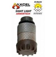 Axcel led viseur de chasse armortech