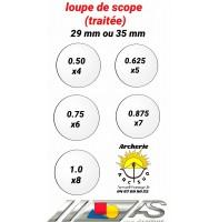 Arc système loupe de scope ( traitee)  ref c2.445