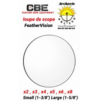 Cbe loupe de scope feather vision