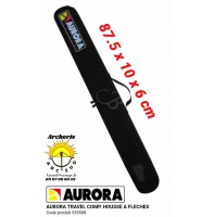 Aurora housse à flèches semi rigide 539588