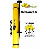 Gold tip tube à flèches télescopique