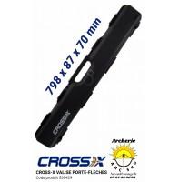 Cross x valise à flèches 53s429