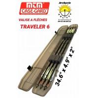 mtm valise à flèches traveler 6