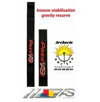 Arc système housse de stabilisation gravity recurve ref s1.800