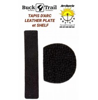 Buck trail tapis d'arc recurve leather