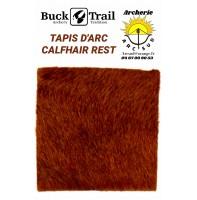 Buck trail tapis d'arc recurve calfhair rest