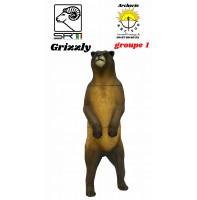 Srt bêtes 3D grizzly