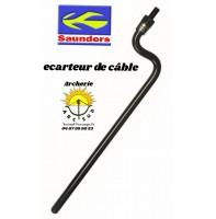 Saunders ecarteur de câble