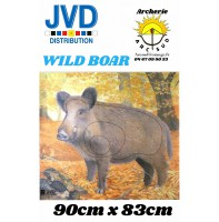Jvd blason animal wild boar
