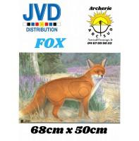 Jvd blason animal fox