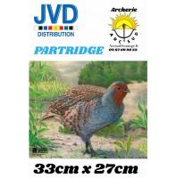 Jvd blason animal partridge