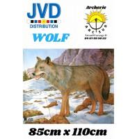 Jvd blason aminal Wolf