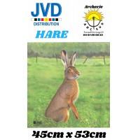 Jvd blason animal hare