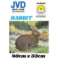 Jvd blason animal rabbit