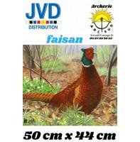 Jvd blason animal pheasant