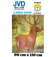 Jvd blason animal large deer