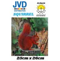 Jvd blason animal squirrel
