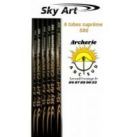 Sky art déstockage tubes suprême 500 (par 6)