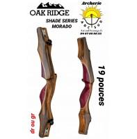 Oak ridge poignée chasse demontable shade morado