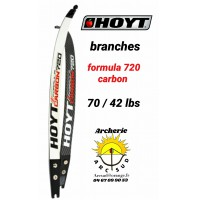 Hoyt branches formula 720 carbon 70/42 lbs