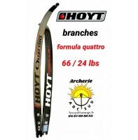 Hoyt branches formula quattro 66/24 lbs