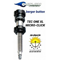 Avalon berger button tec one xl micro click