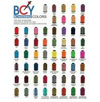 Bcy bobine 452 X  1/ 4 lbs  couleurs uni